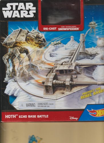 STAR WARS ECHO BASE BATTLE