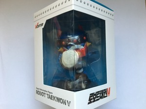 SD 로보트 태권브이 Super Deformation Figure (SERIES 2)